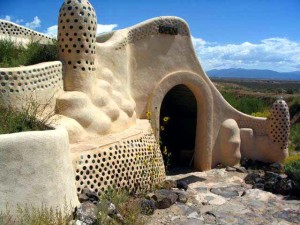 Earthships – A Ship out of Water