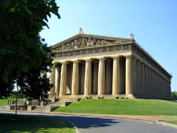 Nashville_Parthenon