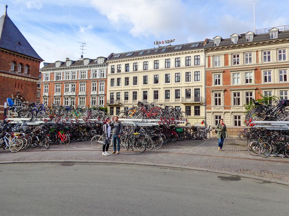 Copenhagen Parking Lot