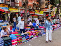 A Mumbai Street Market