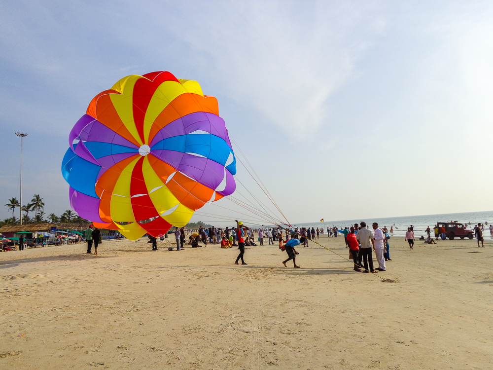 AHHHH Colva Beach