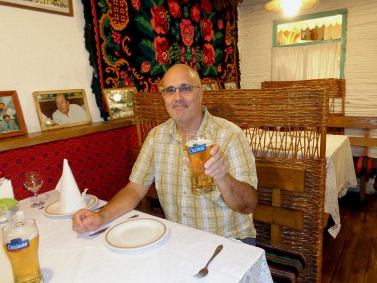 Cheers to Moldova