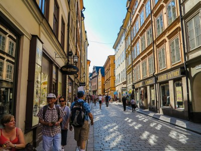 Streets of Stockholm