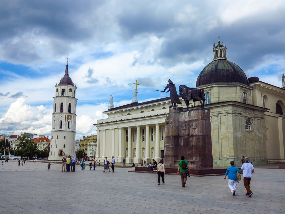 Cathedral Square