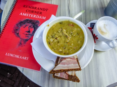 Traditional Pea Soup