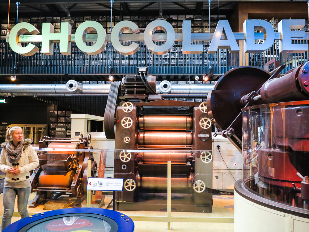 Verkade Chocolate and Biscuit Factory