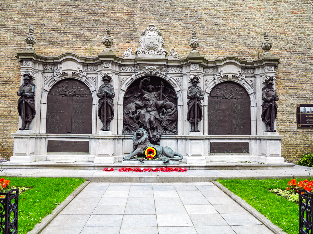 Ypres Monument