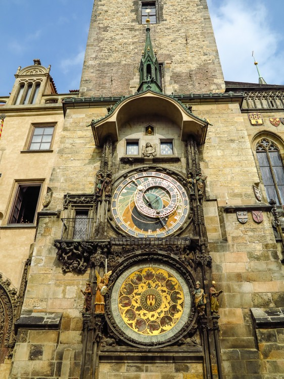 Old Town Hall Clock