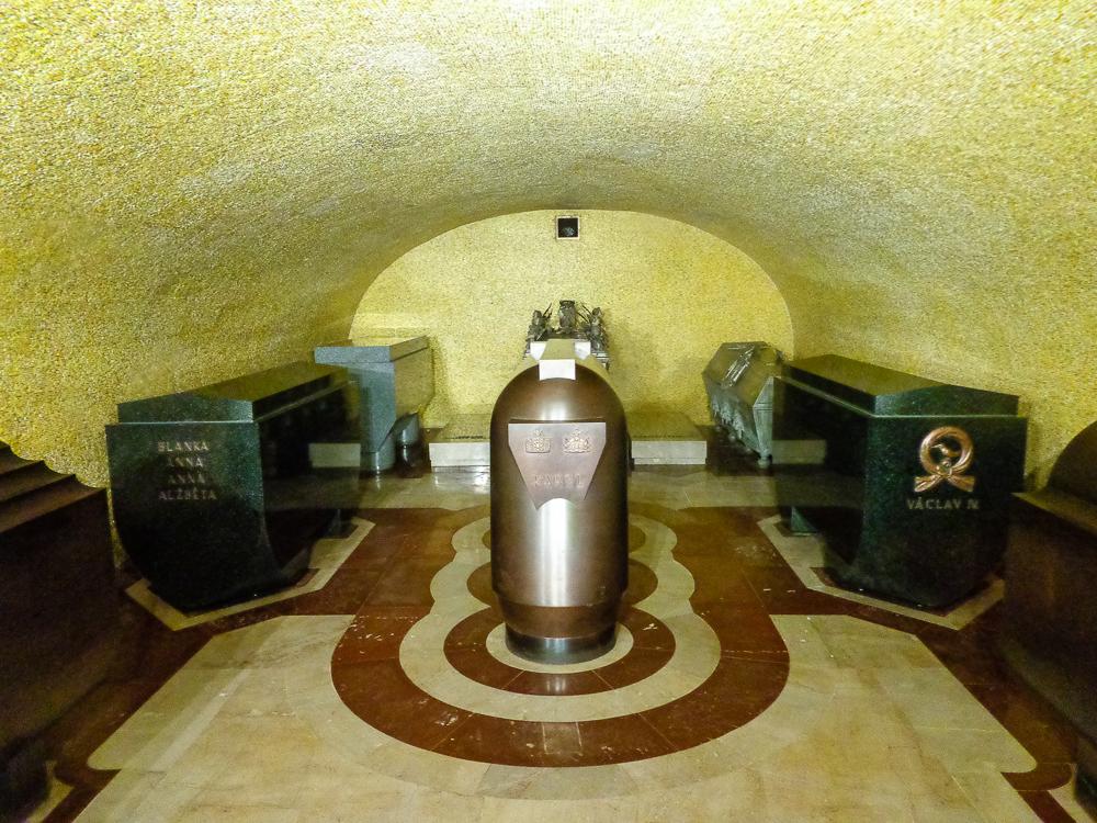 St Vitus Crypt