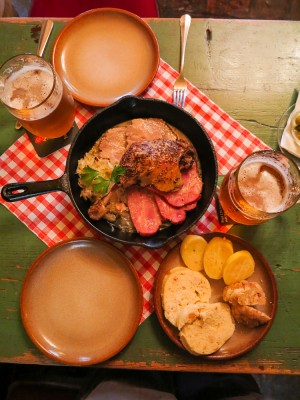 Traditional Czech Feast