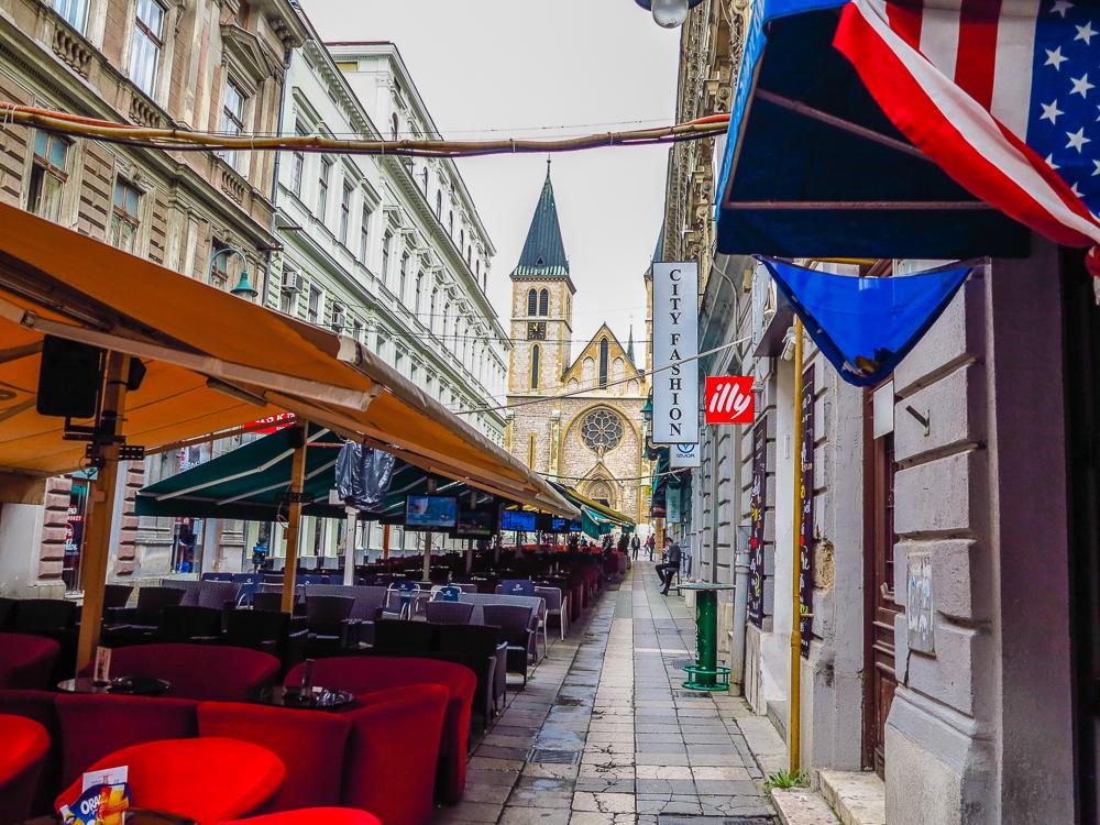 Old Sarajevo