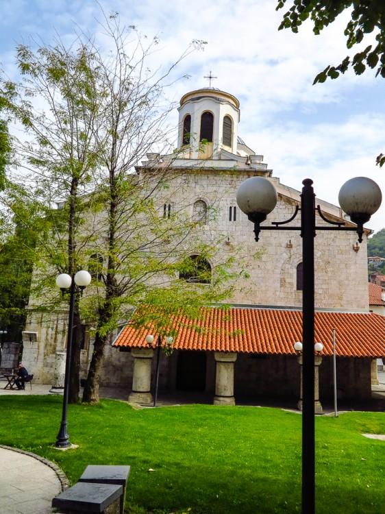 St Maria Levishka Church
