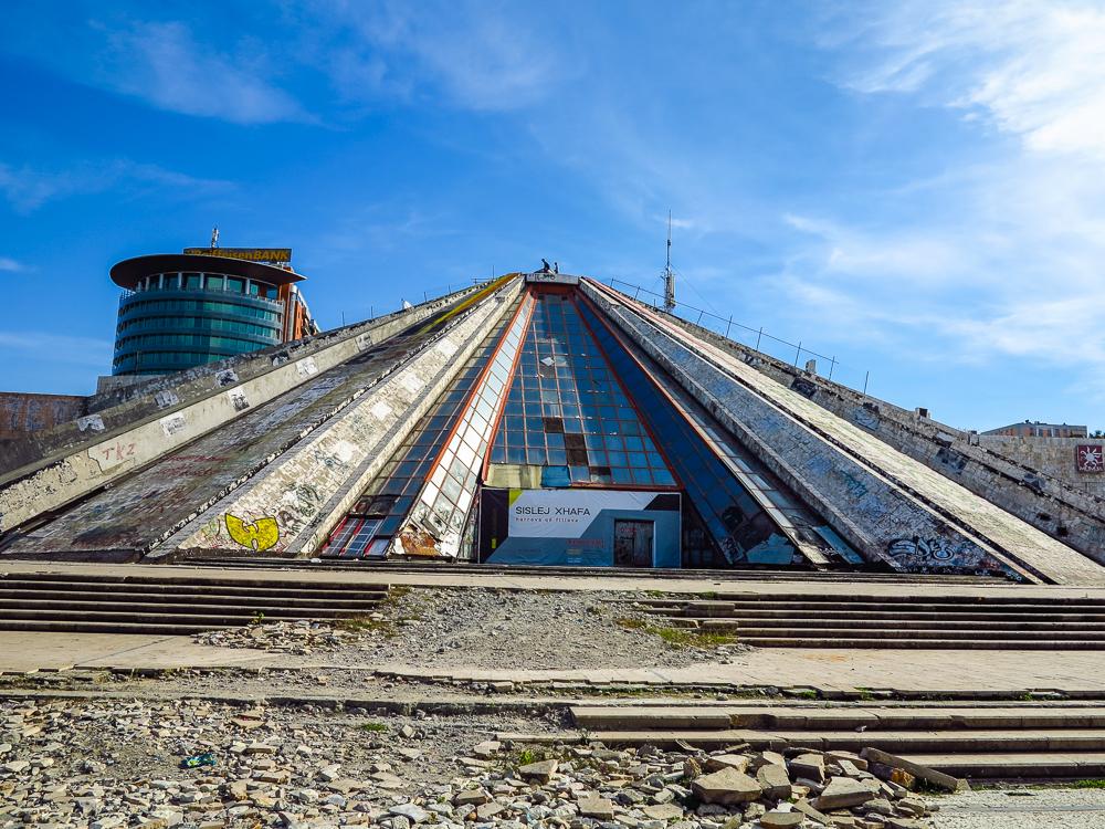 Hoxha Pyramid