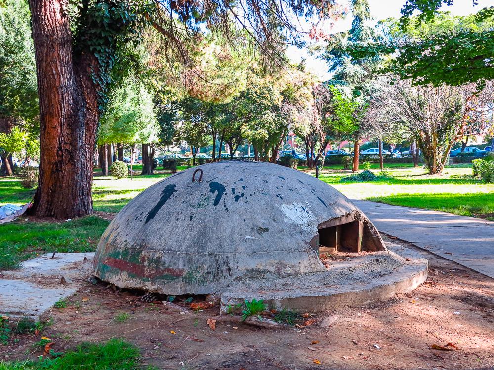 Homeless Bunker