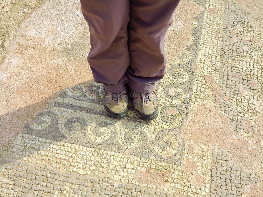 2000 year old mosaics