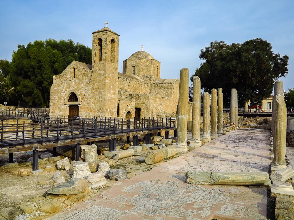 Agia Kryiaki Church