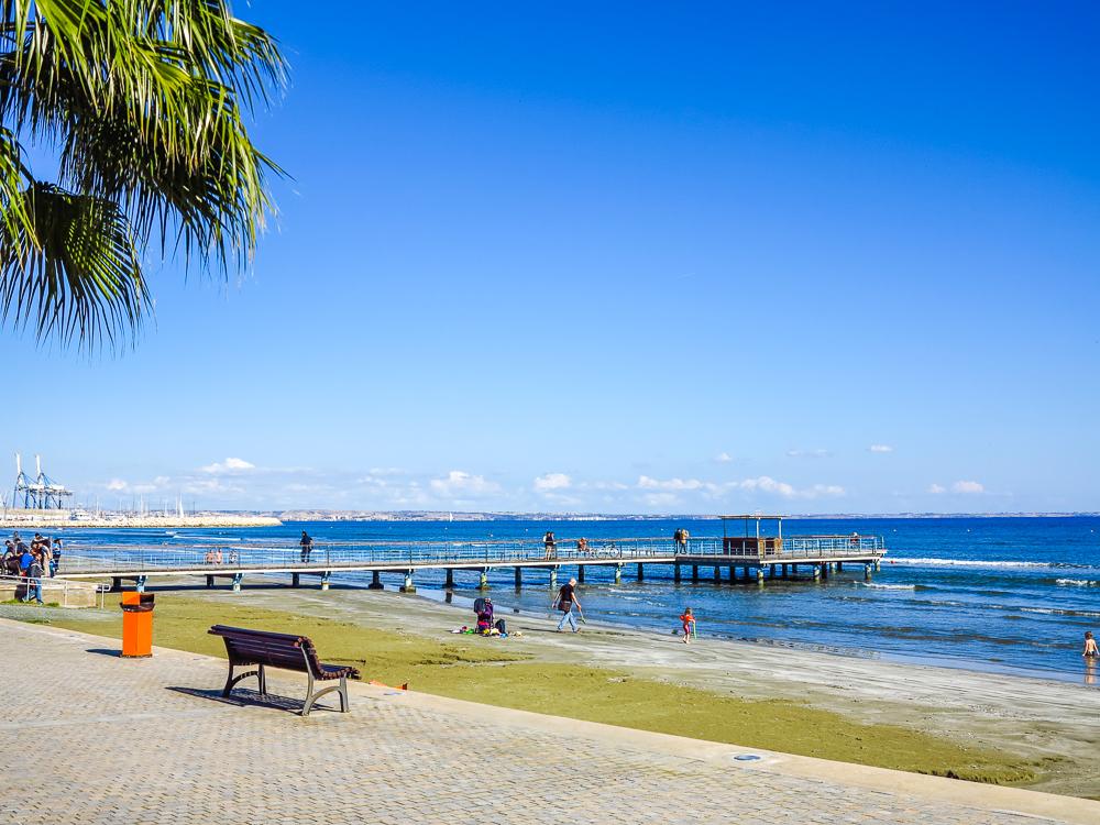 Larnaka Prominade