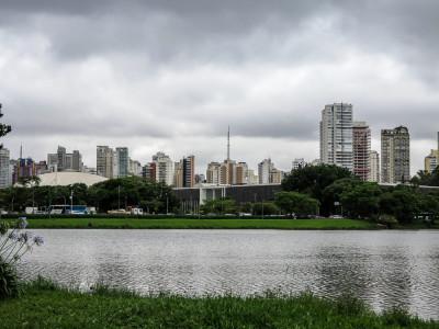 Ibirapuera Park Lake