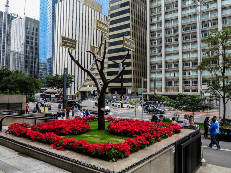 Paulista Ave