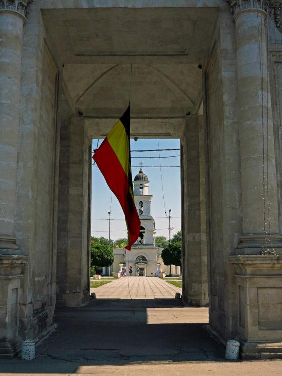 Chisinau Holy Gates